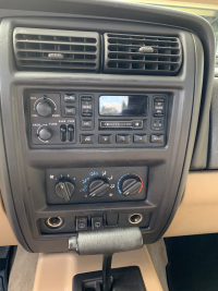 Dashboard including Radio